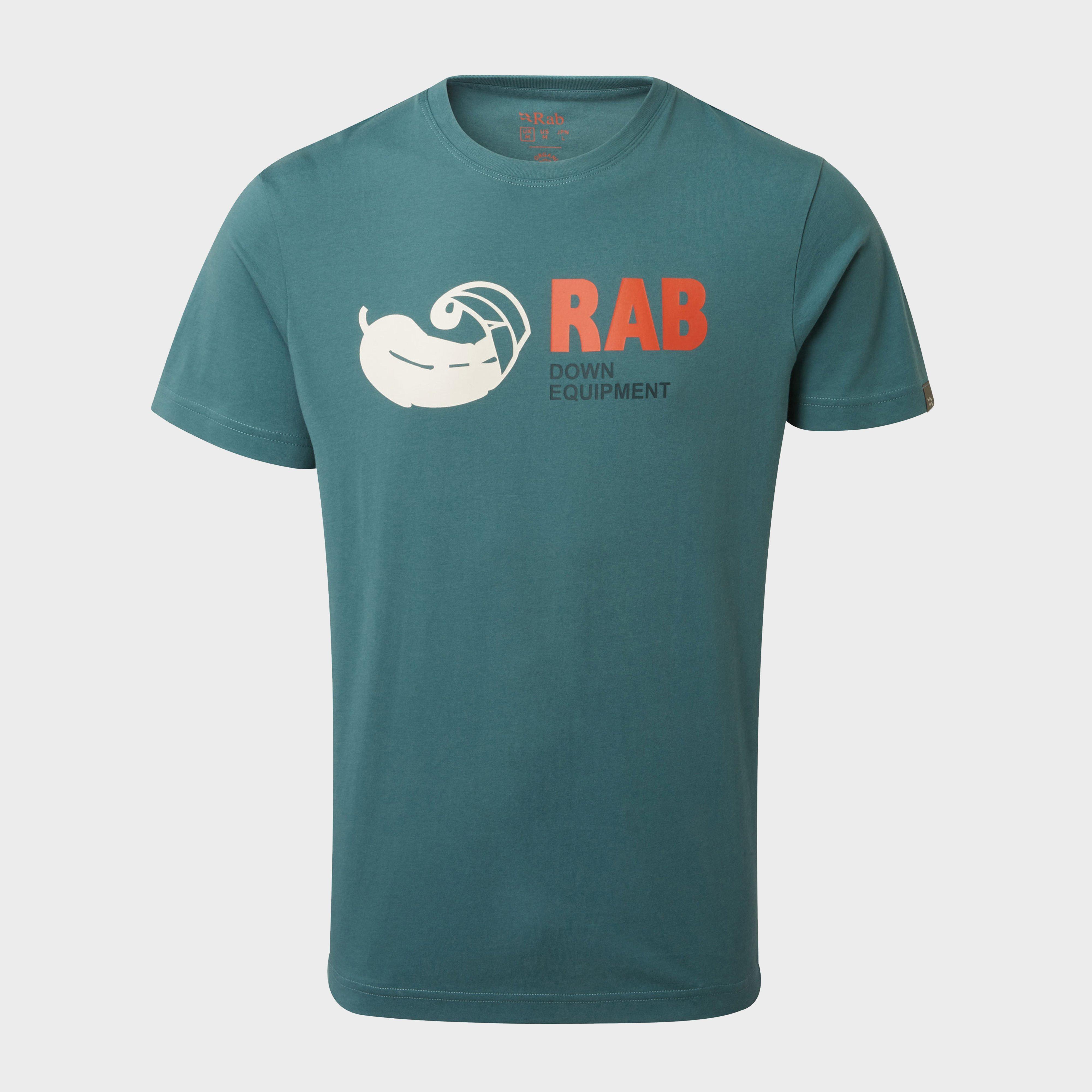 Rab Rab Mens Stance Vintage SS Tee - N/A, N/A