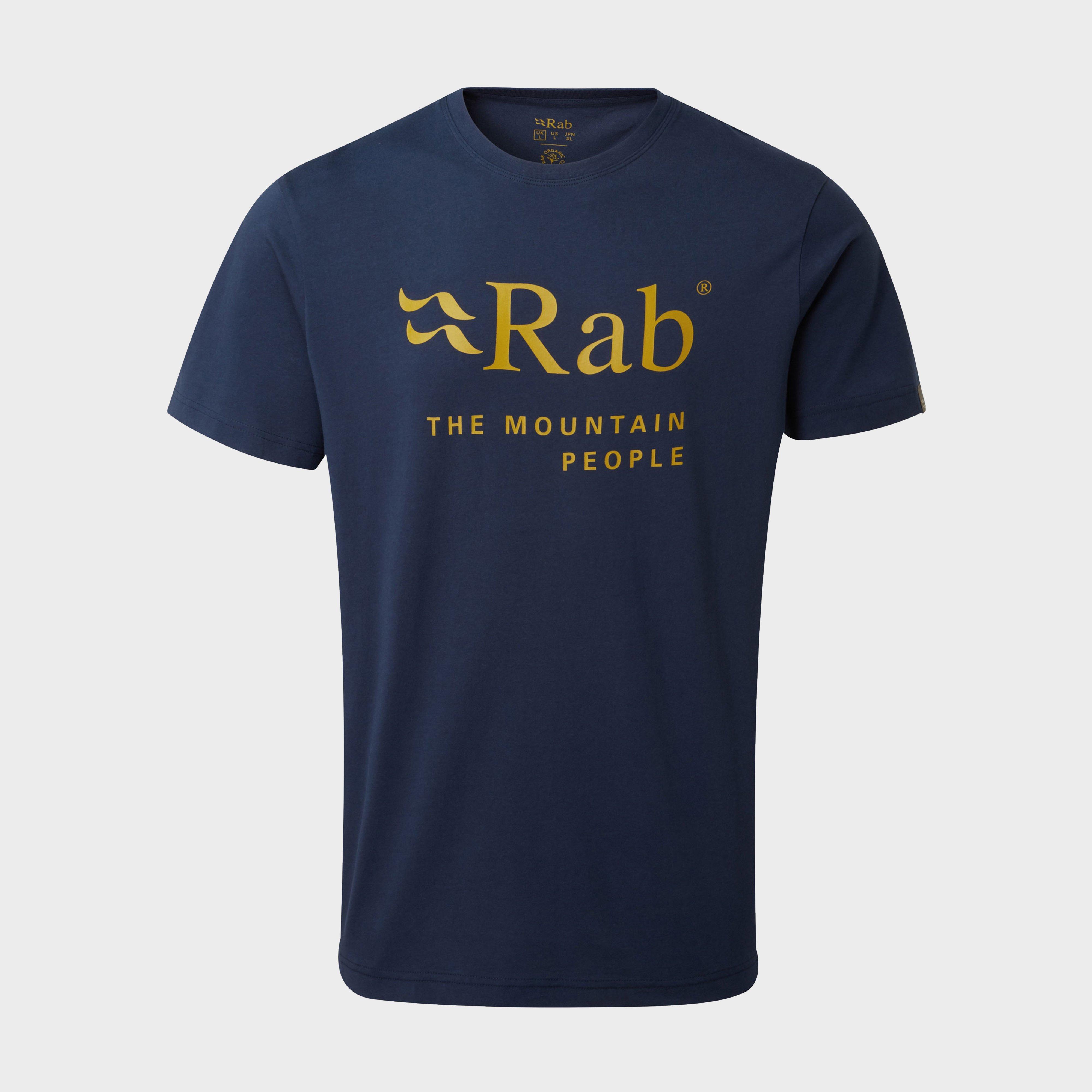 Rab Rab Mens Stance Mountain SS Tee - N/A, N/A