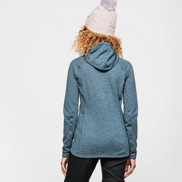 blue Montane Women's Protium Hoodie