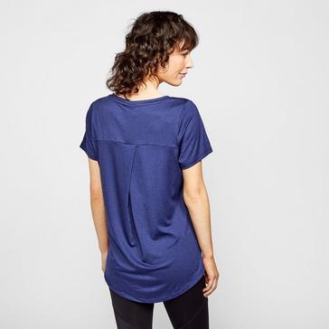 Blue North Ridge Women's Tidal T-Shirt