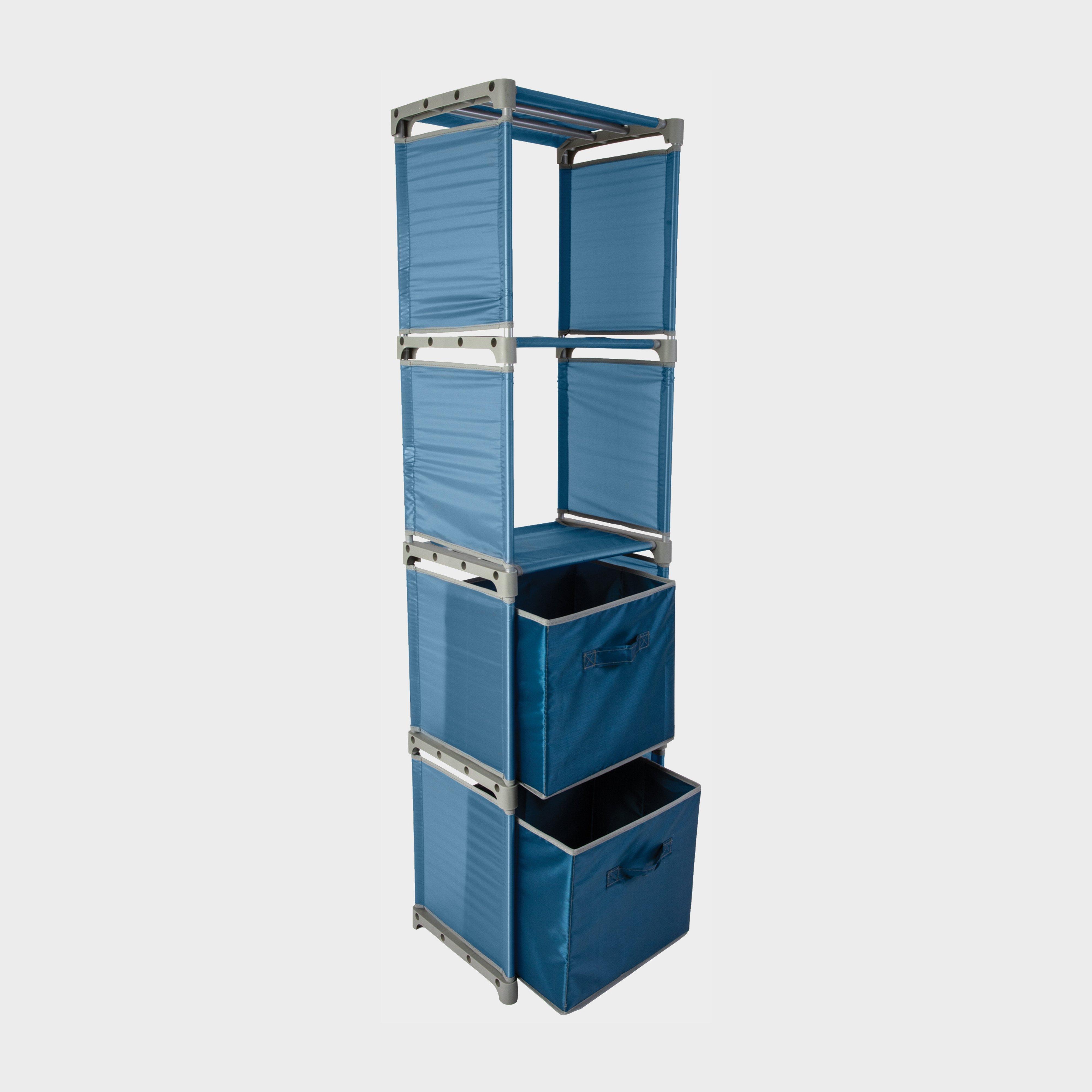 Quest Shelf Storage - Blue/Mgy, Blue