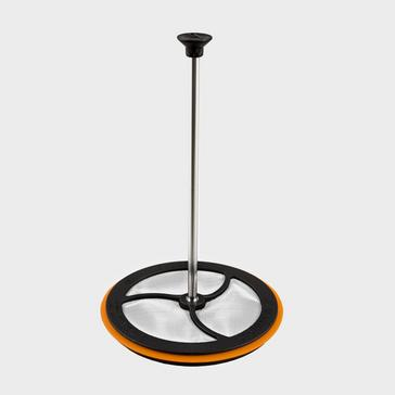 Orange Jetboil Silicone Coffee Press