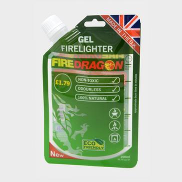 Green Fire Dragon Gel Fuel (200ml)