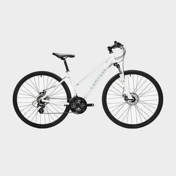 white Compass Contour Women's Bike