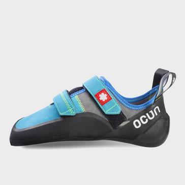 BLUE Ocun Men's Strike QC Climbing Shoes