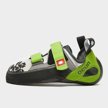 green Ocun Men's Jett QC Climbing Shoe