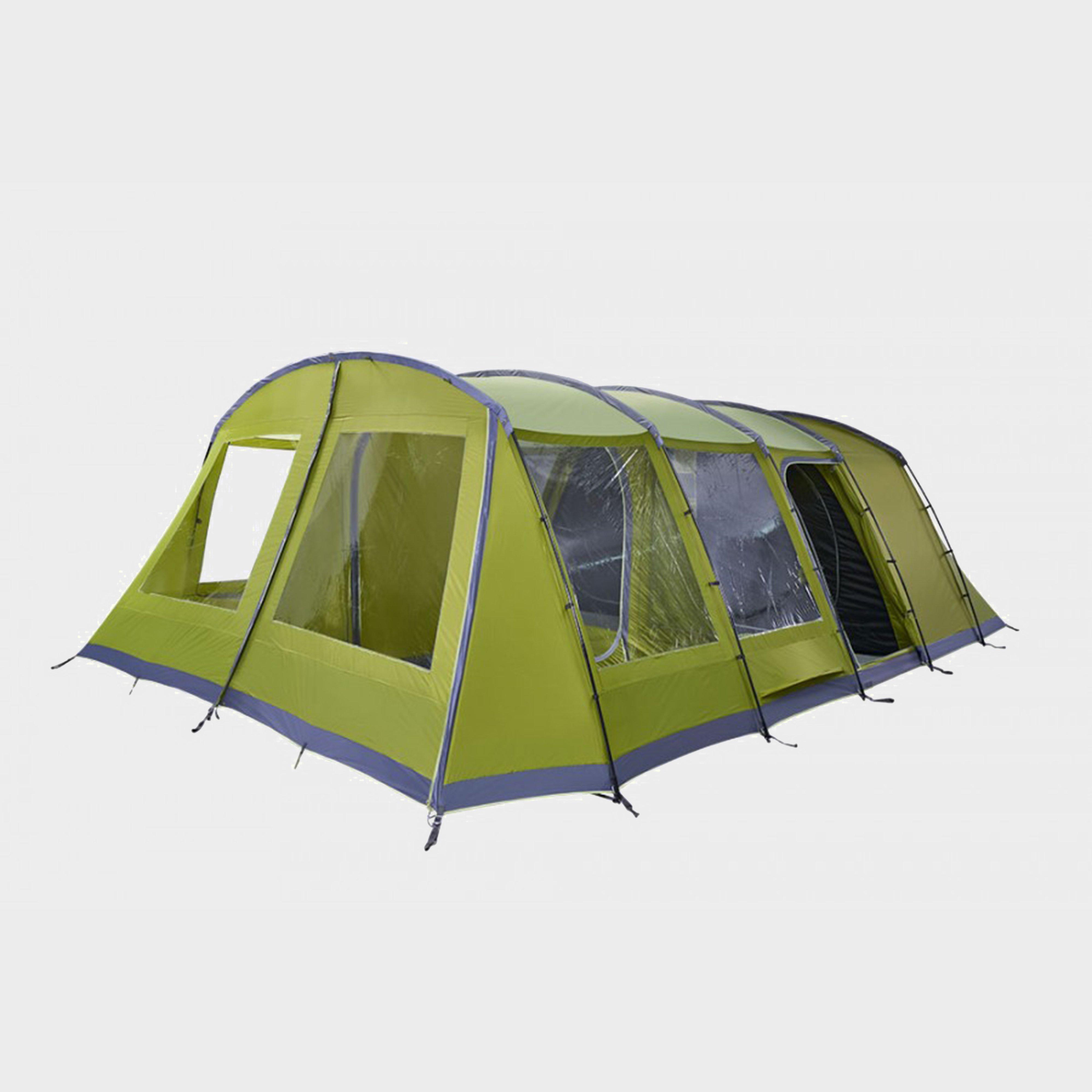 Vango Vango Casa Lux 7 Person Family Tent, Green