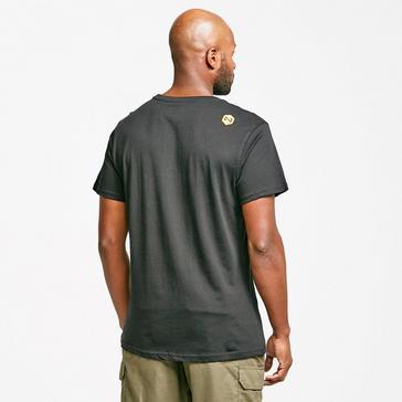 black Navitas Men's Kurt Tee