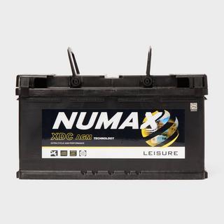 Numax XDC25AGM 12V 95Ah Sealed Leisure Battery