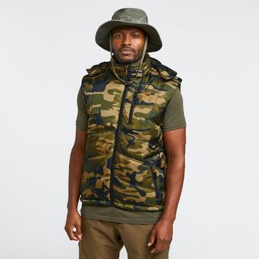 Multi SVENDSEN Men's Bank Bound Camo Shirt