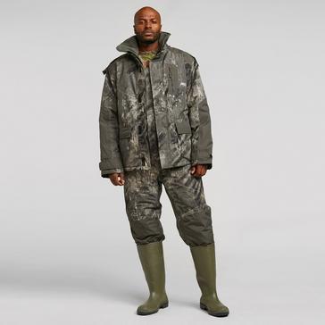 Green SVENDSEN 2-Piece HighGrade Thermo Suit