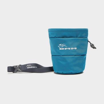BLUE DMM Tube Chalk Bag