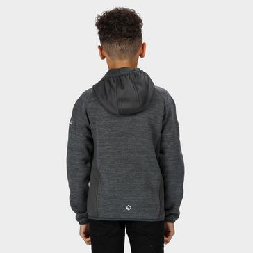 Grey Regatta Kids' Dissolver II Fleece