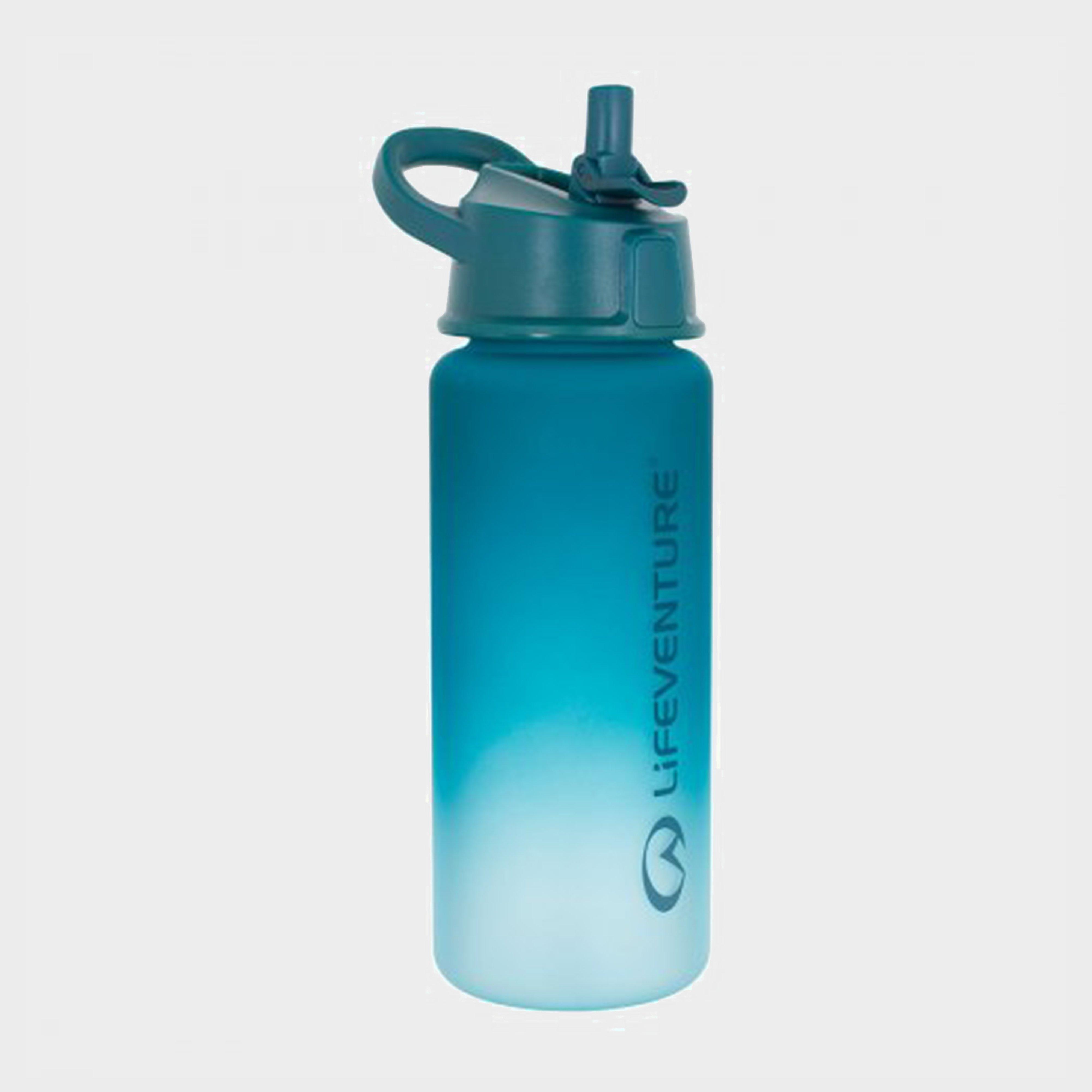 Lifeventure Lifeventure Flip Top Bottle - Blue, Blue