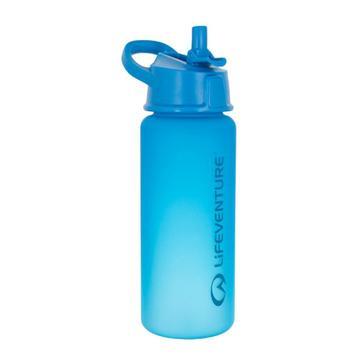 Blue LIFEVENTURE Flip Top Bottle