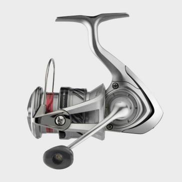 Silver Daiwa Crossfire LT 2500 Fishing Reel