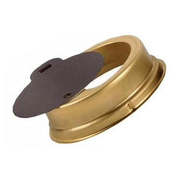 yellow Trangia Simmer Ring for Spirit Burner