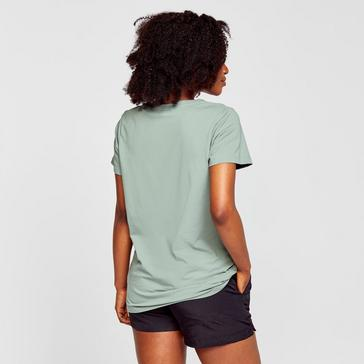 WHITE Black Diamond Women's Vista T-Shirt