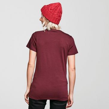 RED Black Diamond Women's Vista T-Shirt