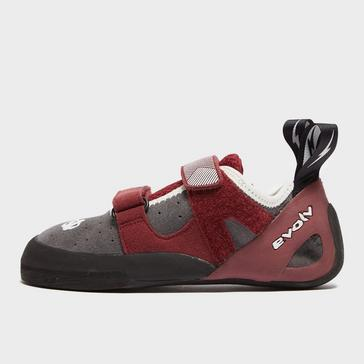 RED EVOLV Elektra Climbing Shoes