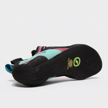 PINK Scarpa Women's Vapour Climbing Shoes