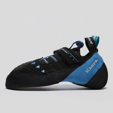 BLACK Scarpa Men's Instinct VS-R Climbing Shoes