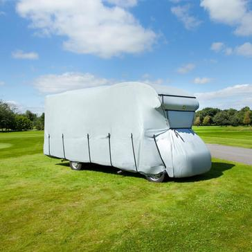 Grey GROVE Motorhome Cover up to 550cm