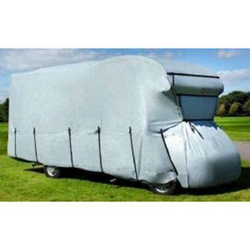 Grey GROVE Motorhome Cover 550cm-600cm