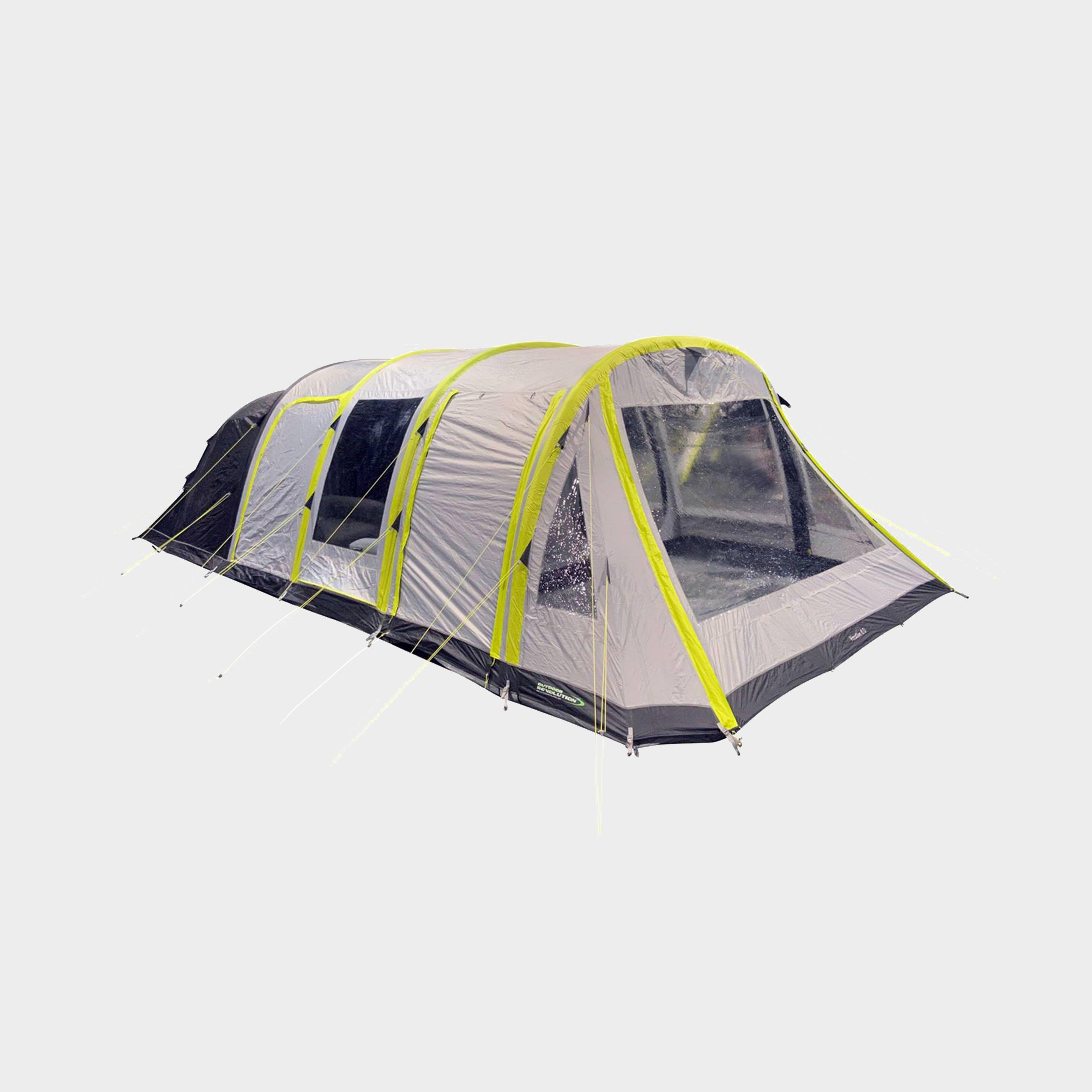 Outdoor Revolution Outdoor Revolution Vacation 6.0 Inflatable Tent, Grey