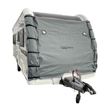 Grey Quest Caravan Cover & Bag