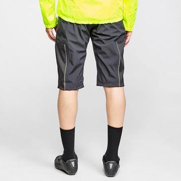 Black Altura Men'ss All Roads Waterproof Shorts