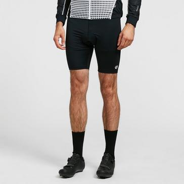 Black Dare 2B Men's Basic Padded Cycling Shorts