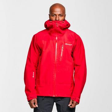 Red Montane Men's Gravity Gore-Tex Jacket