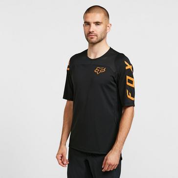 Black Fox Fox Men's Defend Short-Sleeve Jersey