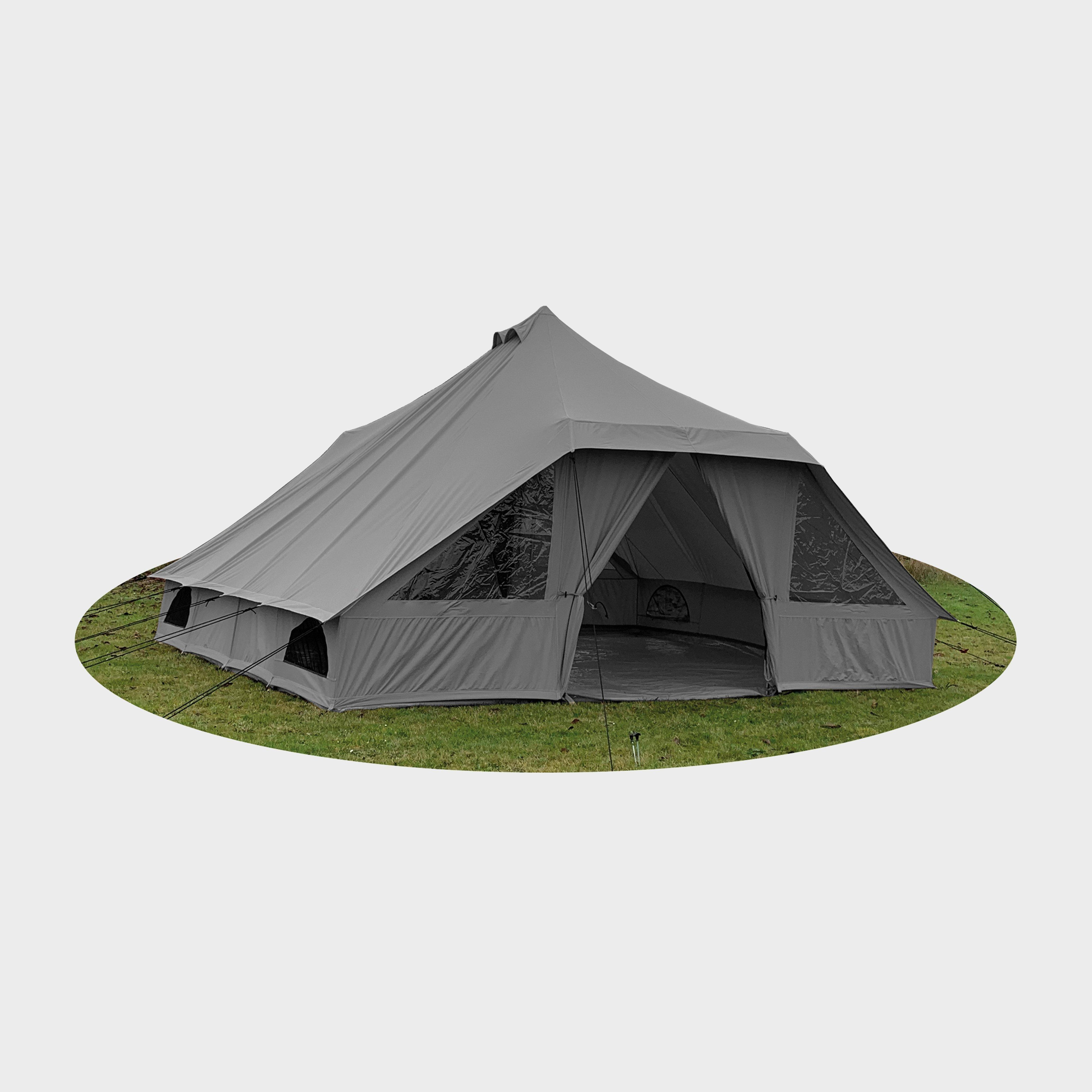 Quest Quest Touareg Bell 10-Person Tent, Grey