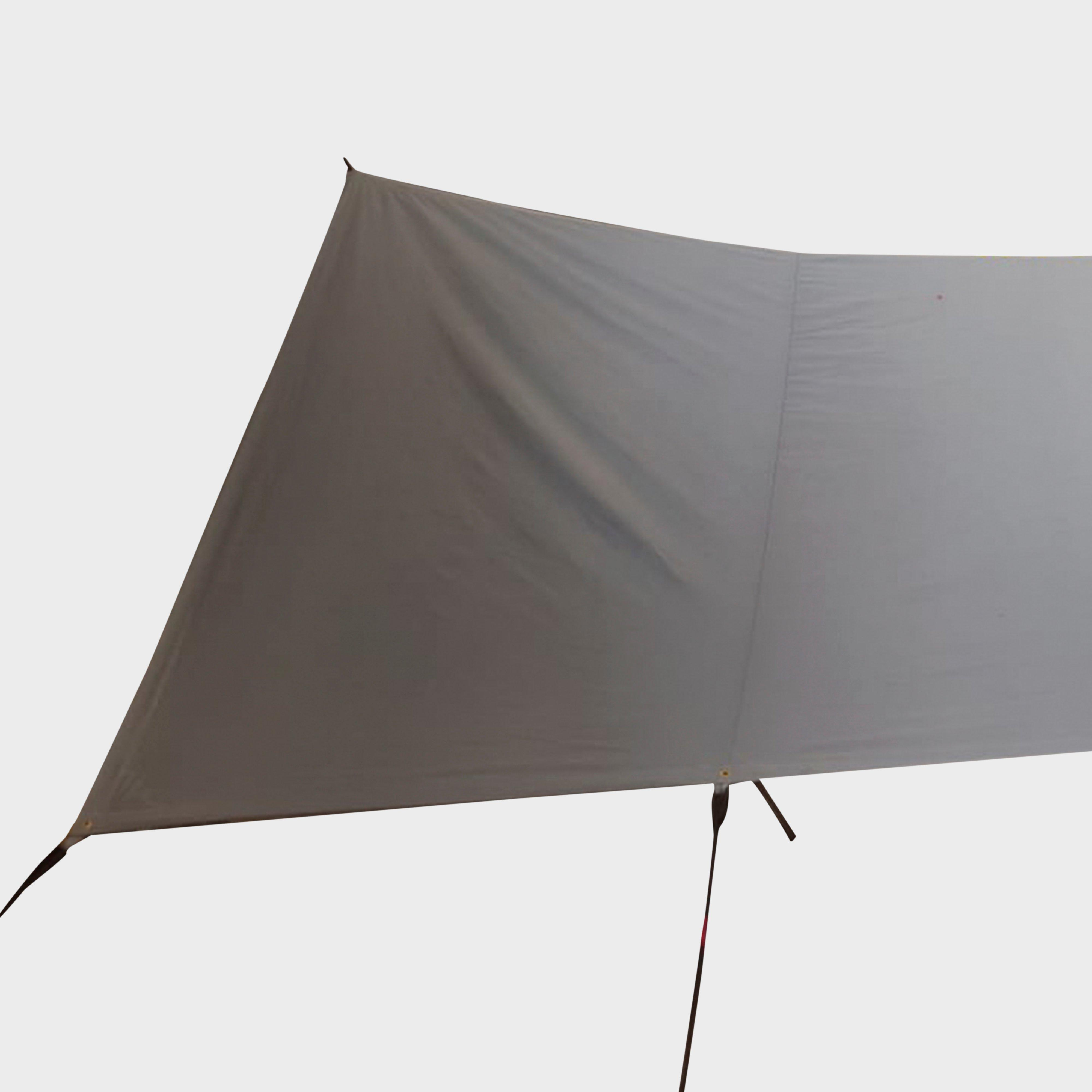 Quest Quest Large Tarp (400 x 240), Grey