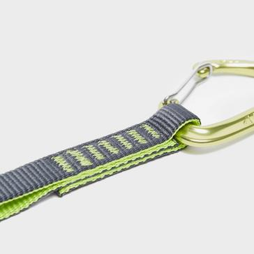GREEN Camp Orbit Express Wire Quickdraw Carabiner (Single)