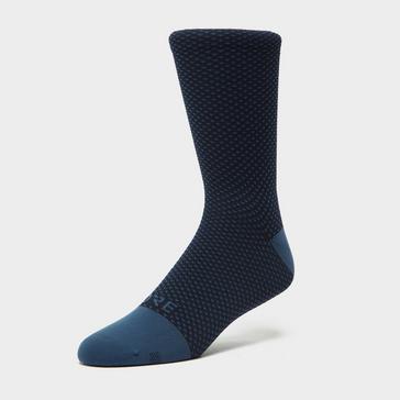 Blue Gore Men's C3 Dot Mid Socks