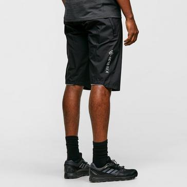 Black Gore Men's C5 GORE-TEX PACLITE Shorts