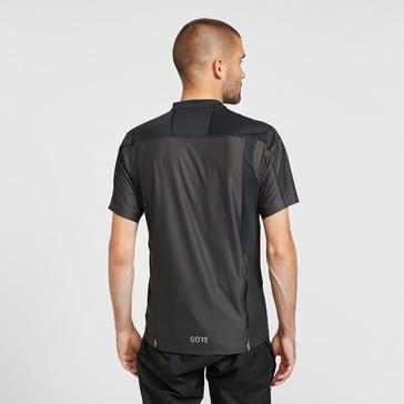 Grey Gore Men's C3 Zip Jersey
