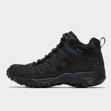 Black Merrell Men's Accentor Sport Mid GORE-TEX® Walking Boots