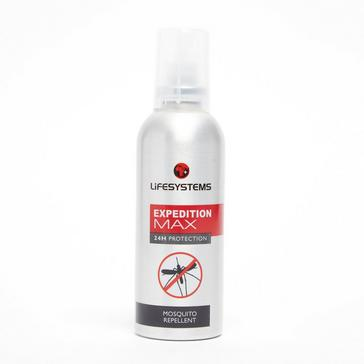 Silver Lifesystems Expedition 100 PRO DEET Mosquito Repellent