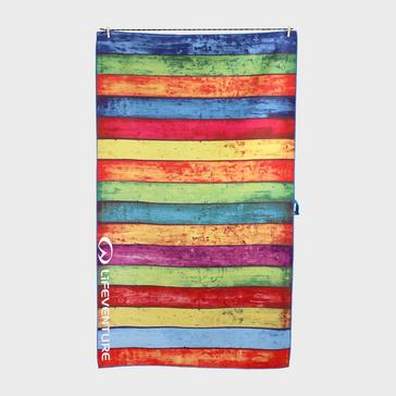 multi LIFEVENTURE Trek SoftFibre Printed Trek Towel
