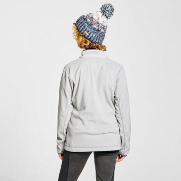 WHITE Peter Storm Women's Grasmere Full-Zip Fleece
