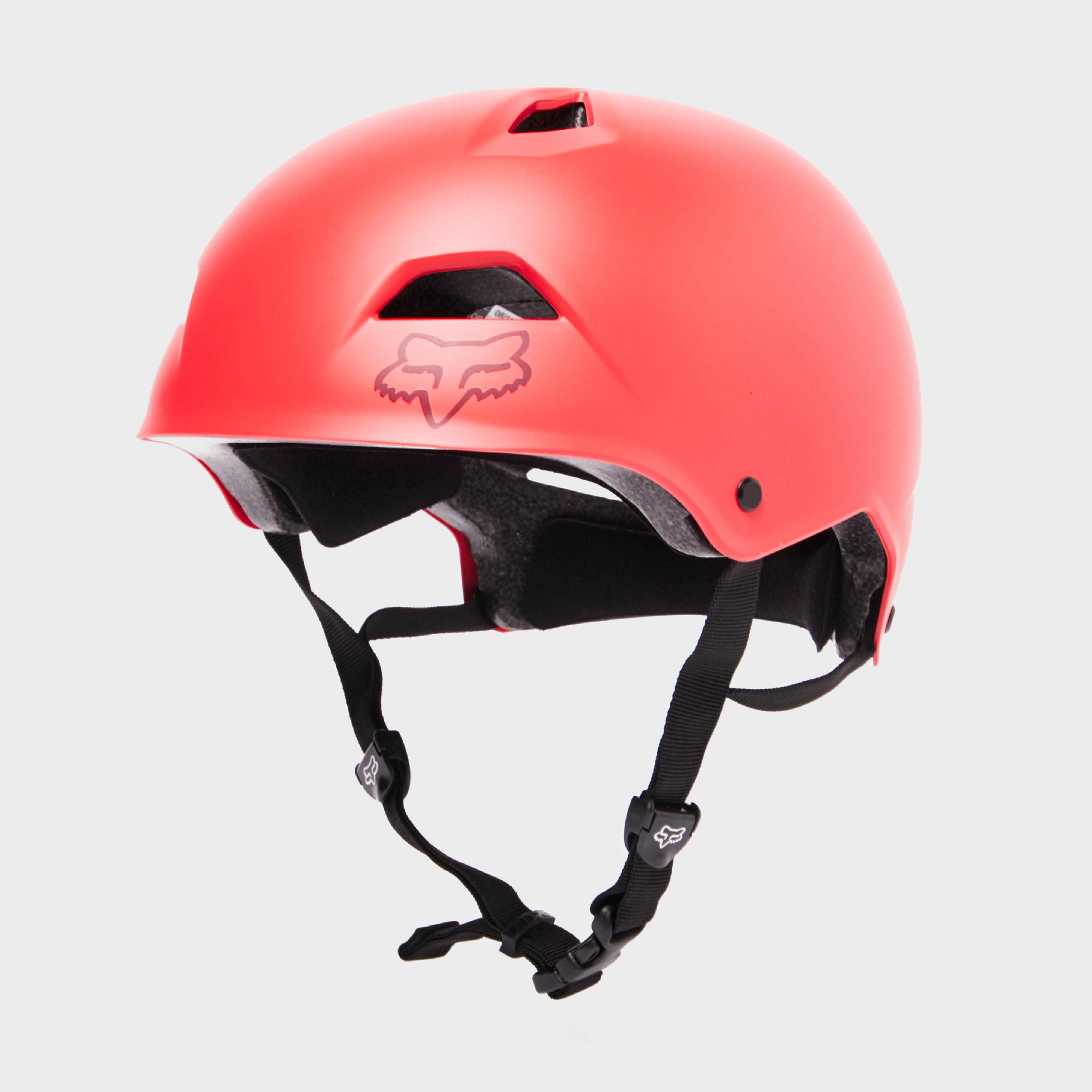 FOX Fox Womens Flight Sport Helmet, Red