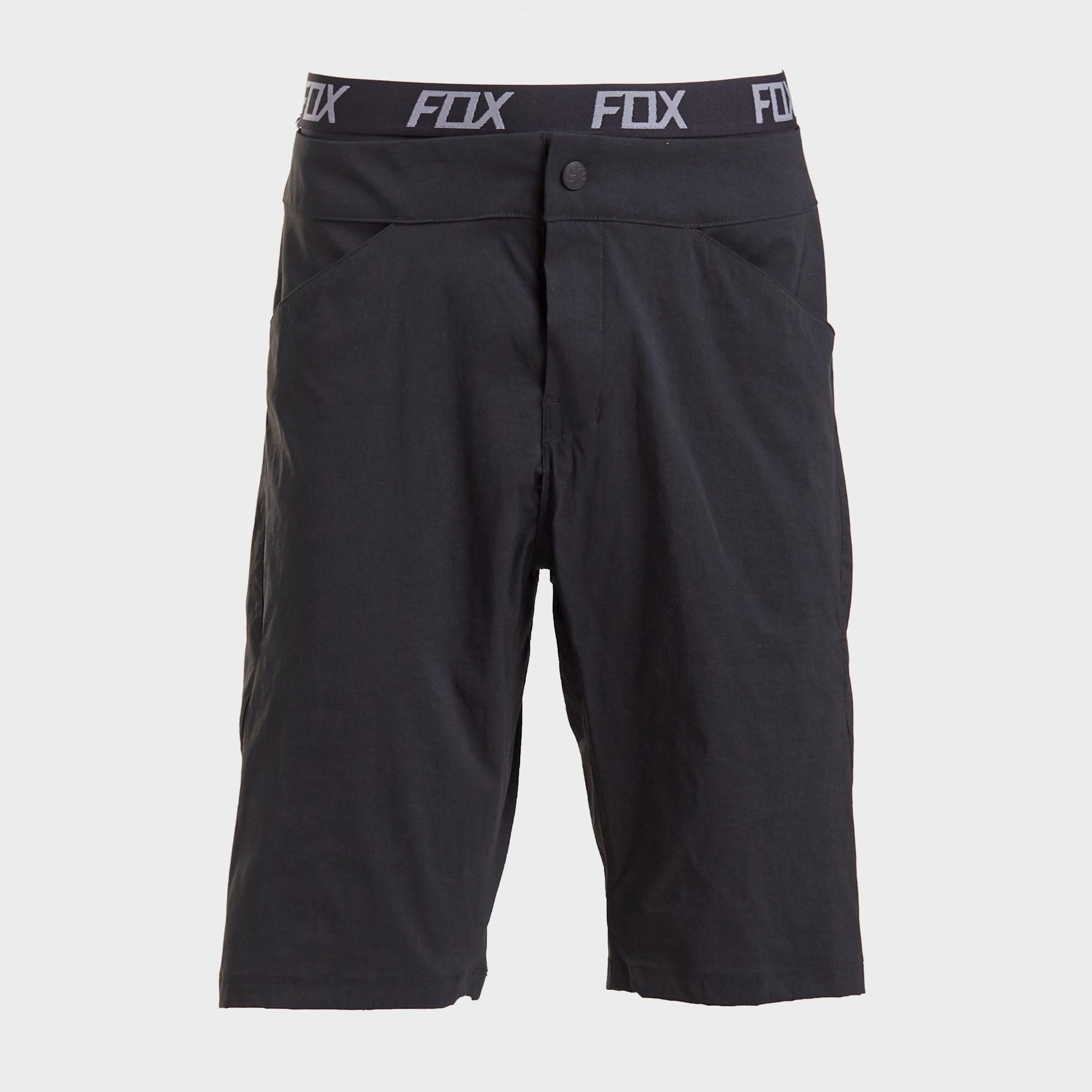 FOX Fox Mens Ranger Lite Shorts, Black
