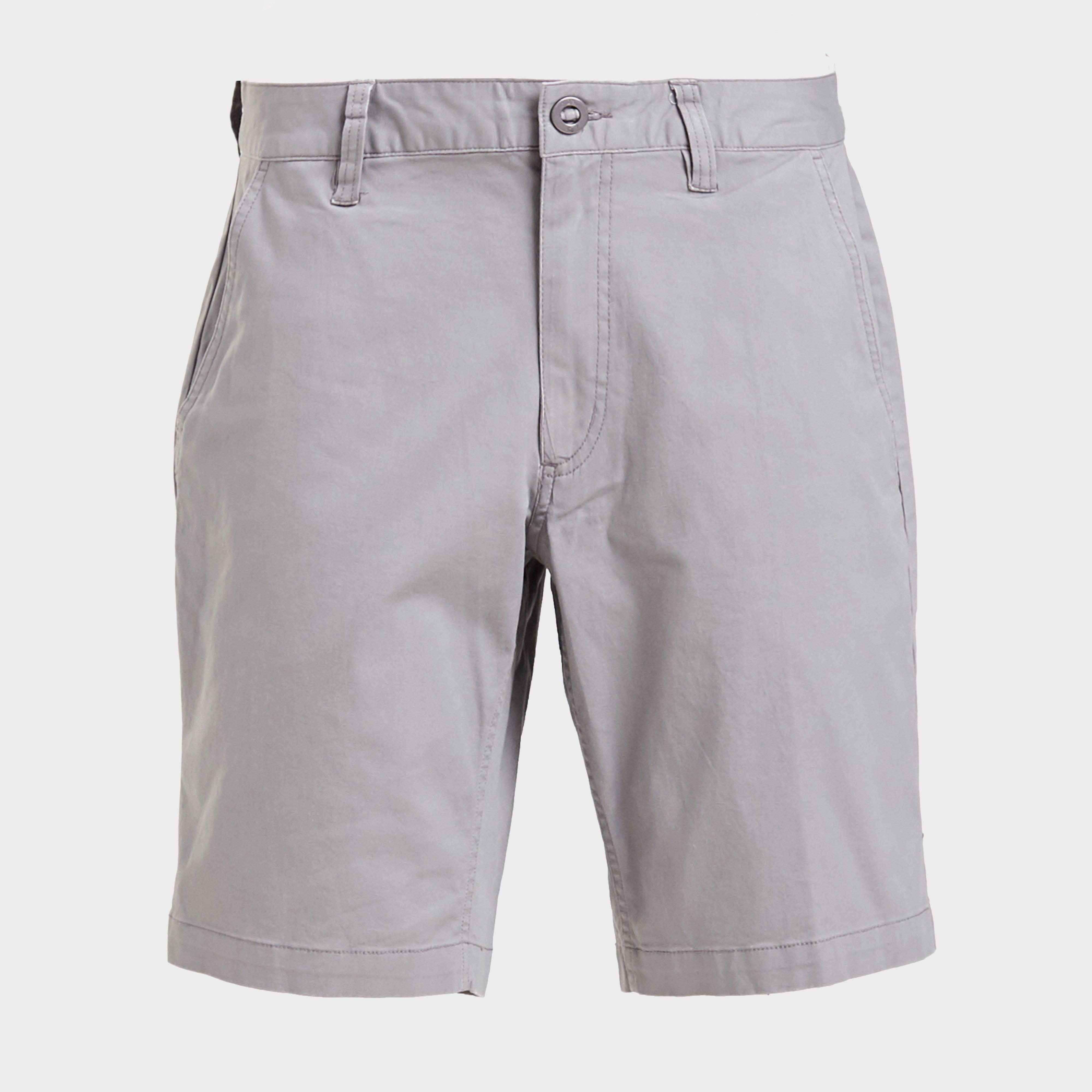 FOX Fox Mens Essex Shorts 2.0, Pewter