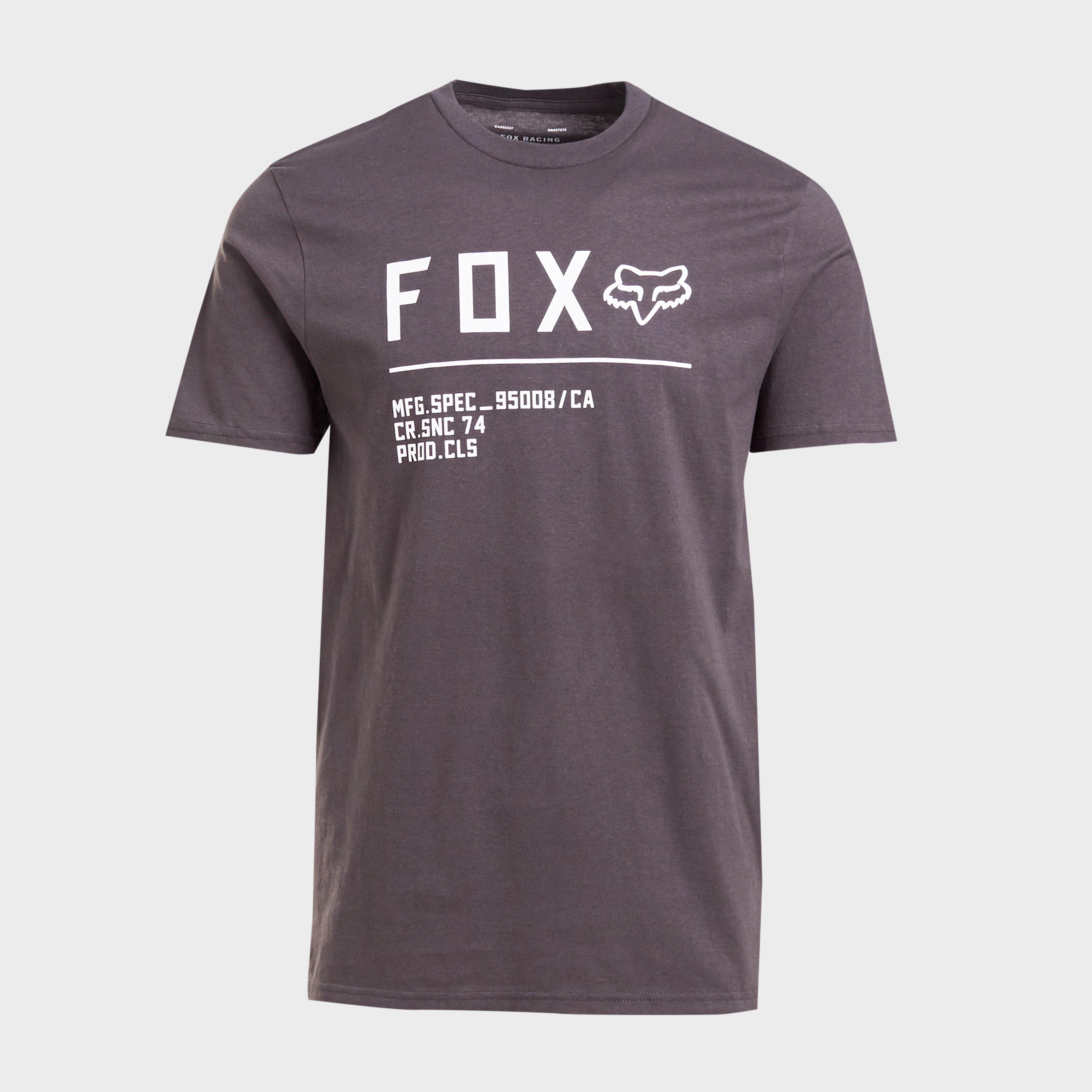 FOX Fox Non Stop Short Sleeve Premium Tee, Purple