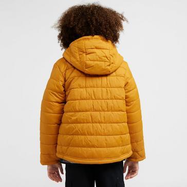 Yellow Peter Storm Kids' Blisco Jacket