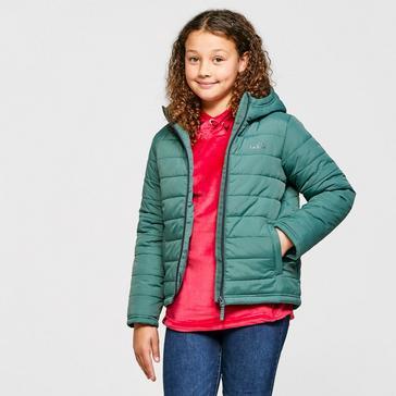 Green Peter Storm Kids' Blisco Jacket